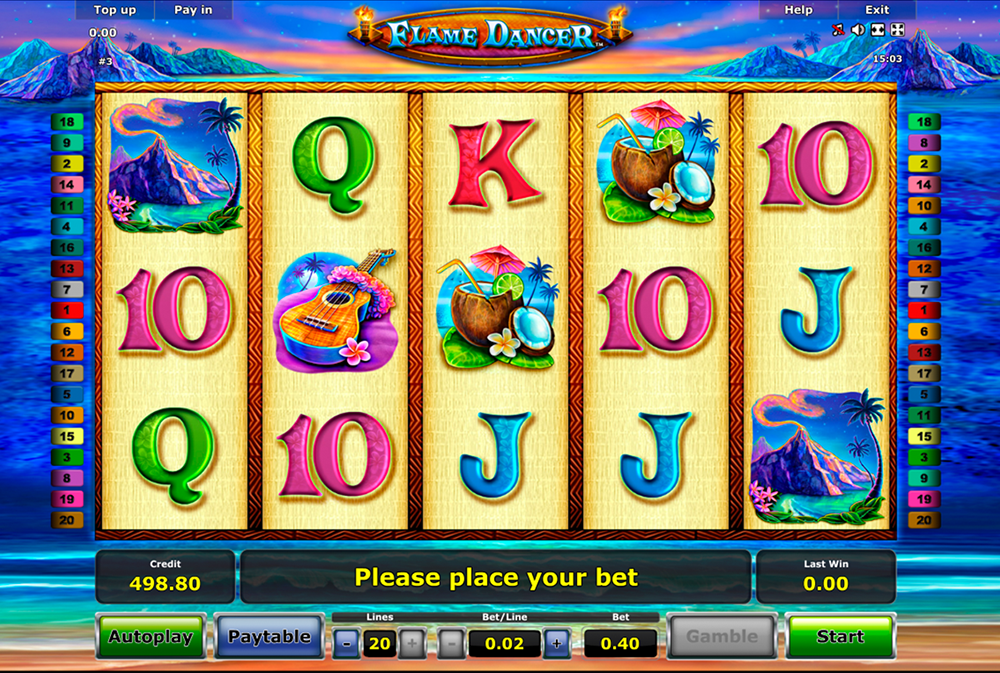 The Latest Computer and Slot Games Related to Dance